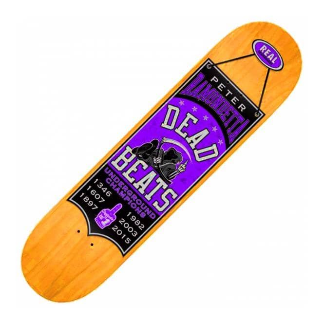 Real Skateboards Ramondetta Champions Skateboard Deck 8.38''