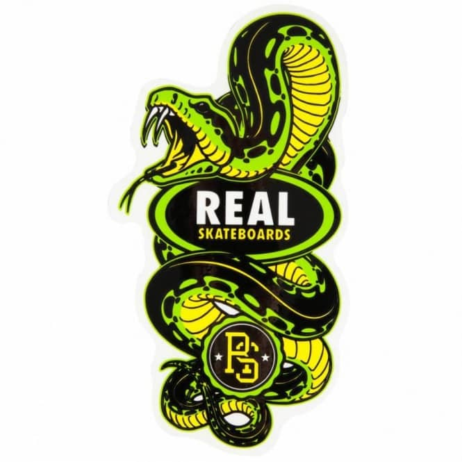 Real venom skateboard sticker