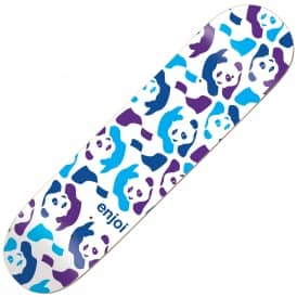 Repeater Cool Blue Skateboard Deck 8.125