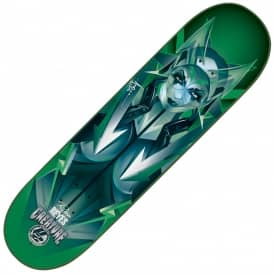 Reyes Bad Habits P2 Skateboard Deck 8.0
