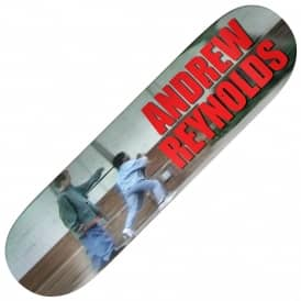 Reynolds Baker 3 Skateboard Deck 8.0