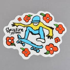 Reynolds By Gonz Skateboard Sticker - 5.5
