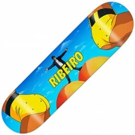 Ribeiro Little In The Middle Skateboard Deck 8.1