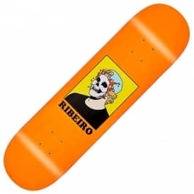 Ribeiro True Form Skateboard Deck 8.0
