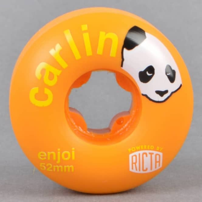 Ricta Wheels SLIX 81B Carlin Enjoi Skateboard Wheels 52mm