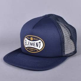 Rift Trucker Cap - Eclipse Navy