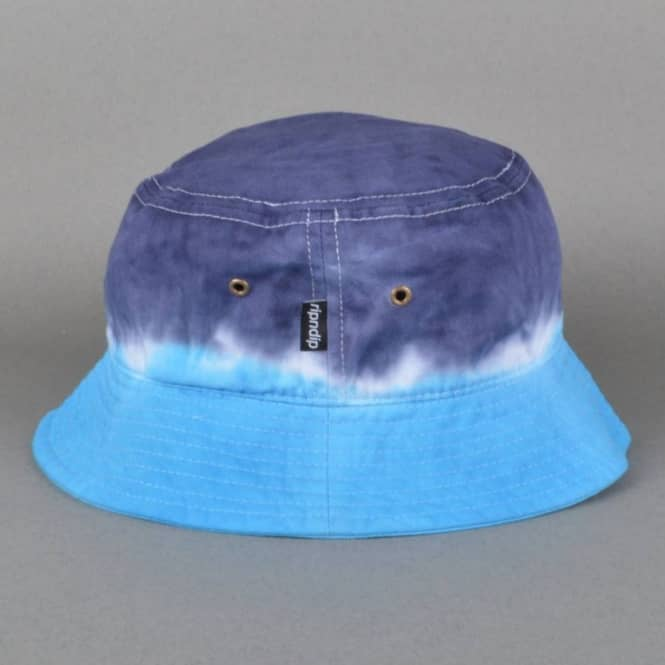 4360b801ff59a Rip N Dip Dip Dye Bucket Hat - Blue - SKATE CLOTHING from Native ...