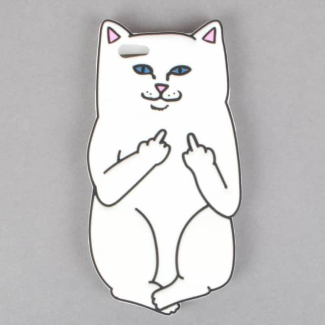new concept 56367 5e25c Rip N Dip Lord Nermal iPhone Case - iPhone 6