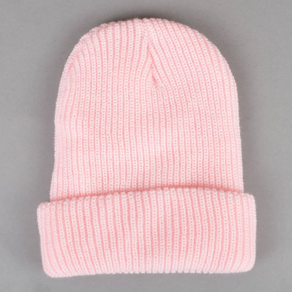 f9d74e0d2e3 Rip N Dip Lord Nermal Ribbed Beanie - Pink - SKATE CLOTHING from ...