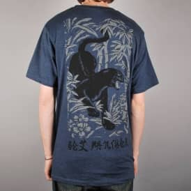 Rip N Dip Sex Panther Skate T-shirt - Navy