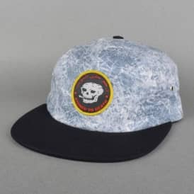 Rip N Dip Stoned To Death 6 Panel Cap - Blue