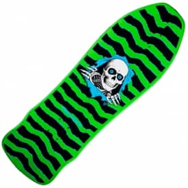 Ripper Geegah Green Skateboard Deck 9.75