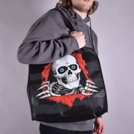 Ripper Tote Bag - Black