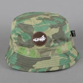 Cliche Skateboards Riviera Bucket Hat - Camo