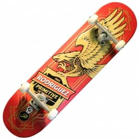 Rodriguez Red Eagle Complete Skateboard 8.0