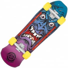 Roskopp Rob Face Blue/Pink Complete Cruzer Skateboard 9.5