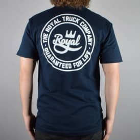 Guaranteed Skate T-Shirt - Navy