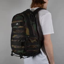 RPM Graphic Skate Backpack - Iguana/Black/Black