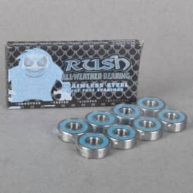 Rush Bearings All Weather Skateboard Bearings