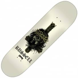 Russell Holy Moley Skateboard Deck 9.0