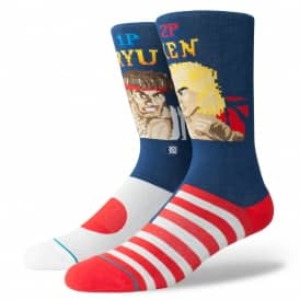 RYU VS KEN Socks - Pair