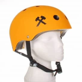 S-One Lifer Skate Helmet Citrus Matte