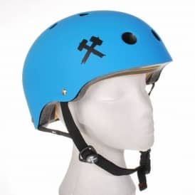 S-One Lifer Skate Helmet Cyan Matte