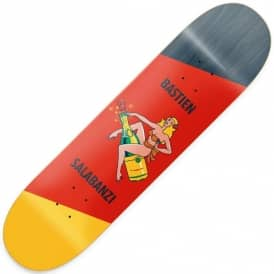 Salabanzi Pin Up Skateboard Deck 8.25