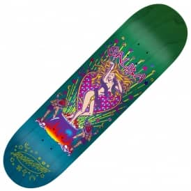 Salba Witch Doctor Popsicle Skateboard Deck 8.0