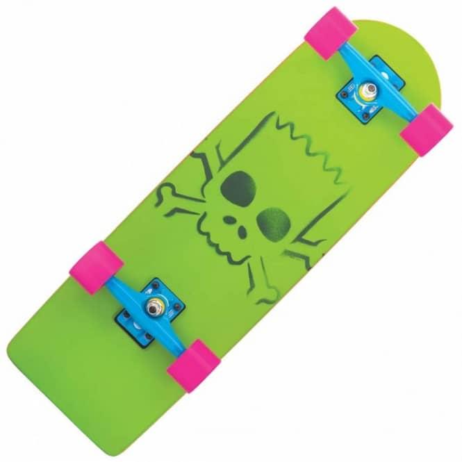 5cebe1840b Santa Cruz Skateboards Santa Cruz Simpsons Bart Model Cruzer ...