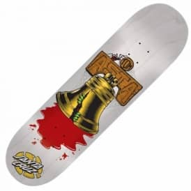 Santa Cruz Skateboards Asta Bell Skateboard Deck 8.0""