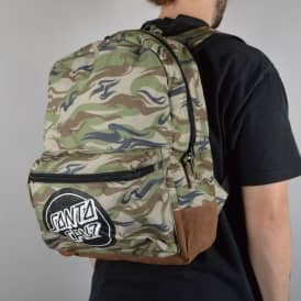 Camo Dot Backpack - Camo