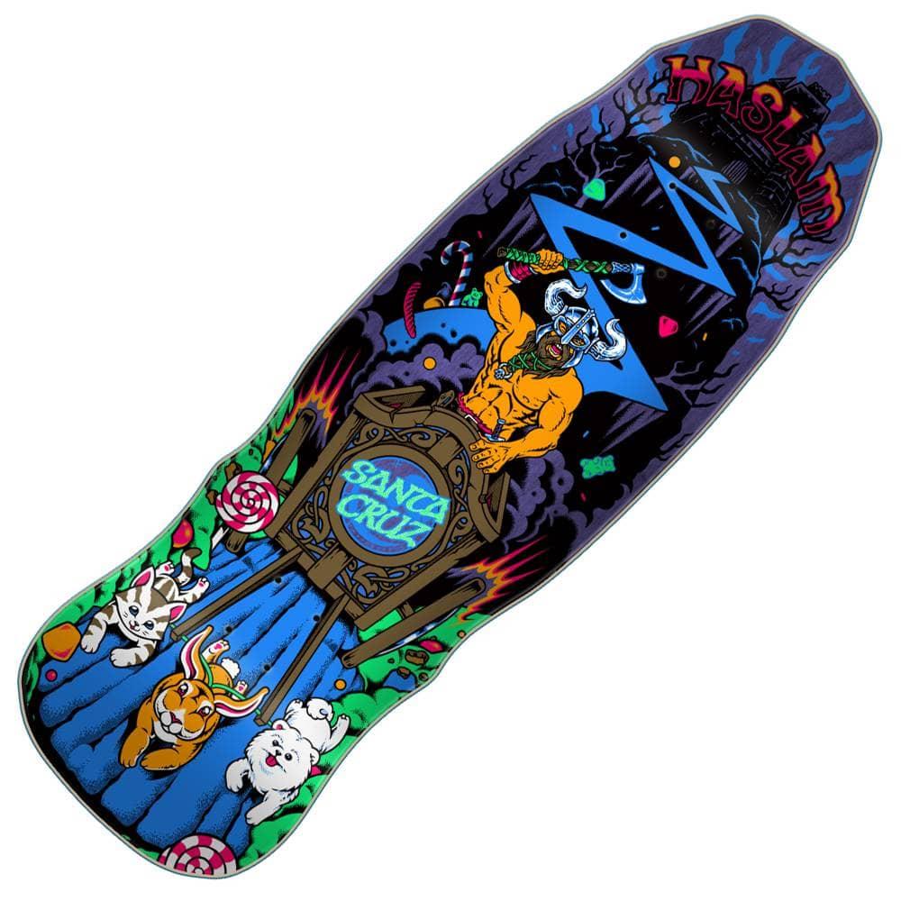 Santa Cruz Skateboards Chris Haslam