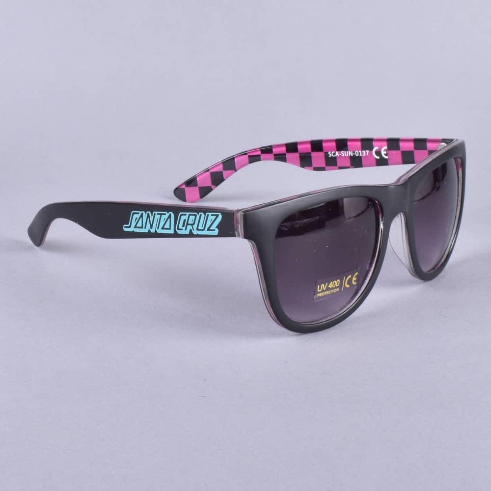 Santa Cruz Santa Cruz Classic Check black/pink SLwJU