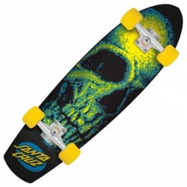 "Santa Cruz Skateboards Creep Street Shark Cruiser Complete Skateboard 8.8"" x 30.97"""