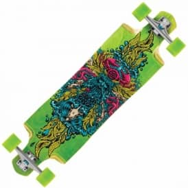Cruz Control Sea God Complete Cruzer Skateboard 9.9