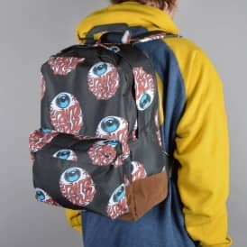 Eyeball Backpack - Black