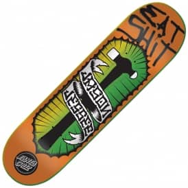 Santa Cruz Skateboards Jason Jessee Eat Shit Skateboard Deck 8.5""