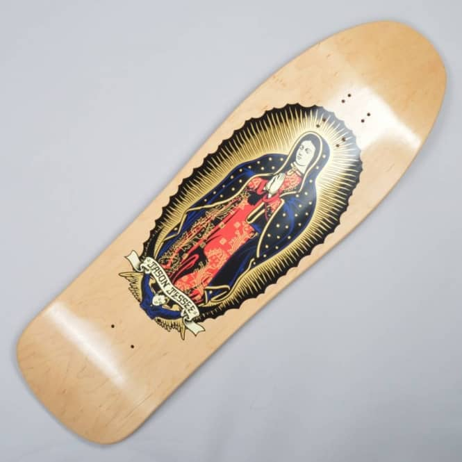 9b5790350e5 Santa Cruz Skateboards Jason Jessee Guadalupe Reissue Natural ...