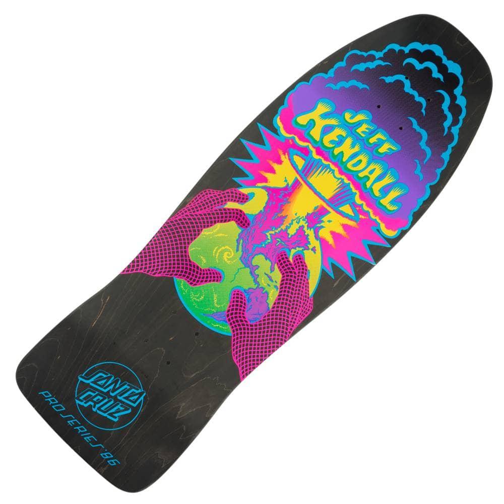 finest selection 899a6 15c8d Santa Cruz Skateboards Santa Cruz Skateboards Jeff Kendall End Of The World  Re-Issue Skateboard Deck 10