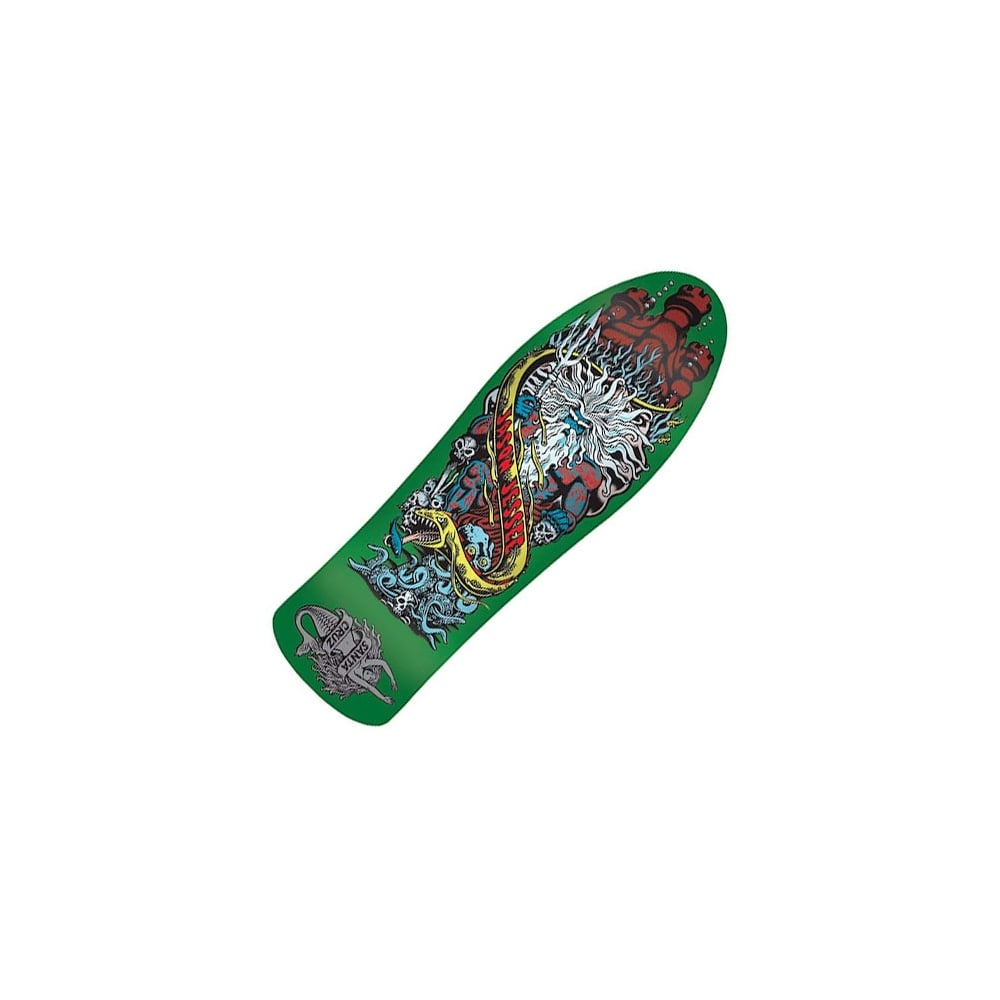 2e325f64597f Santa Cruz Skateboards Santa Cruz Skateboards Jessee Neptune 2 Candy  Metallic Emerald Reissue Skateboard Deck 10.2