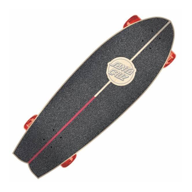 08eafe0b Santa Cruz Skateboards Land Shark Ratboy Complete Cruzer Skateboard ...