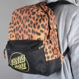 Leopardskin Backpack - Leopard