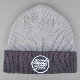 Santa Cruz Skateboards MFG Fade Beanie - Vintage Black Fade