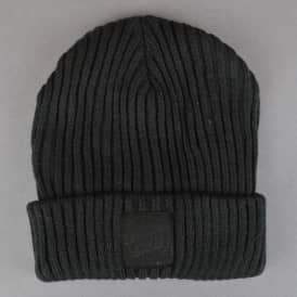 Santa Cruz Skateboards Panhead Beanie - Black