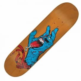 Santa Cruz Skateboards Romero Screaming Hand Skateboard Deck 8.2""