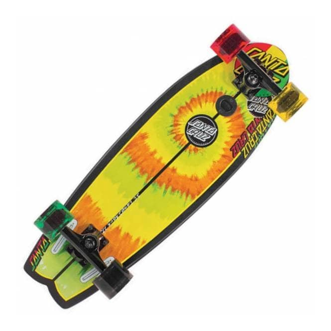 Old School Vs New School Cruiser Skateboards - YouTube