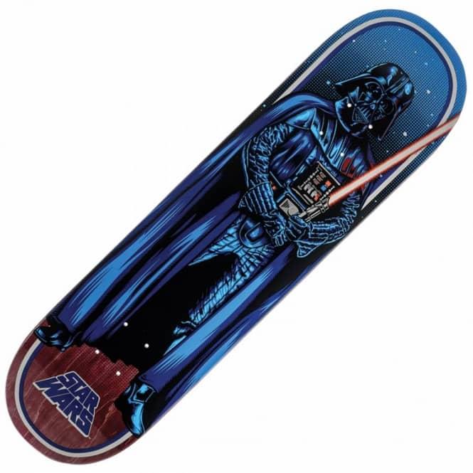 Satan Doomsday Clock 7 Black 8 99: Santa Cruz Skateboards Star Wars Darth Vader Shred Ready