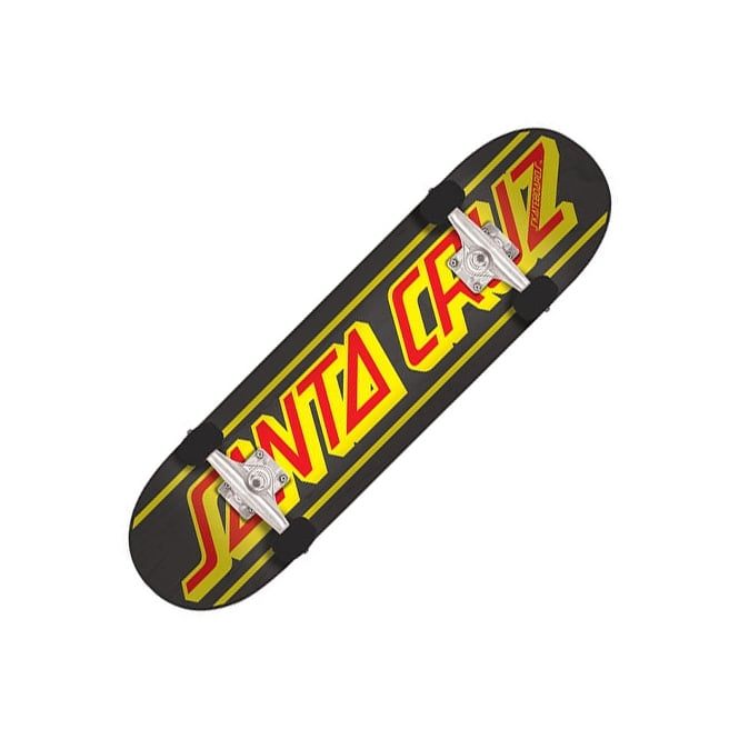 Santa Cruz Skateboards Strip Regular Complete Skateboard 7.8