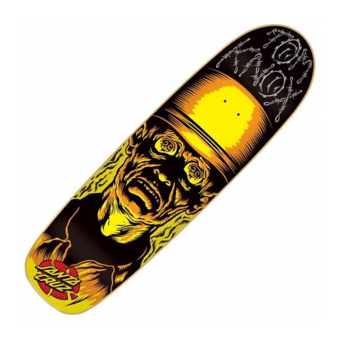 Santa Cruz Skateboards Tom Knox Armageddon Skateboard Deck 9.0''